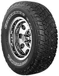 Commando A/T Plus Tires